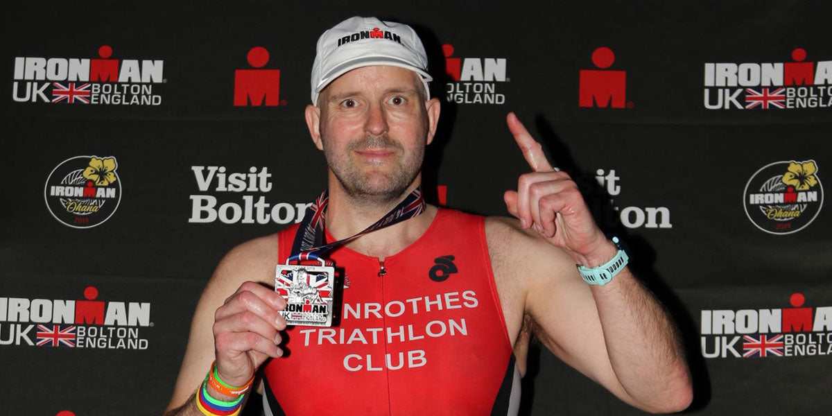 Ironman UK Bolton swim bike run triathlon triathlete