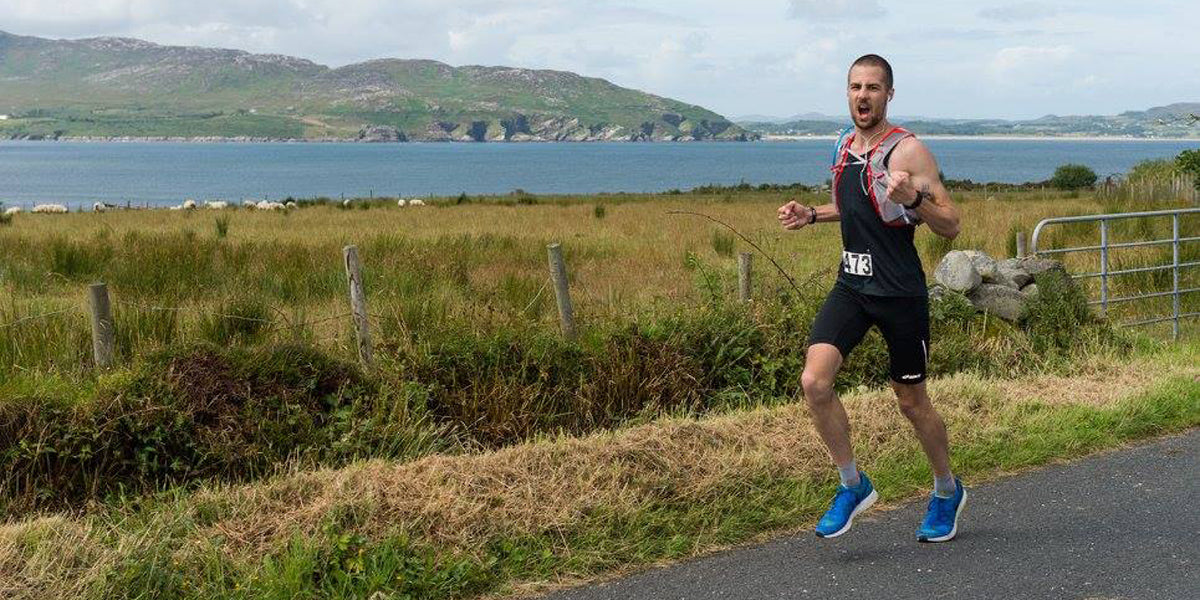 triathlete running exercise mental health well-being