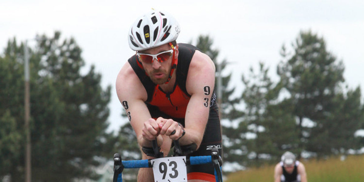 triathlon race number tattoos