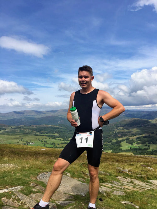 running 5k hill mountain Snowdonia Caderman