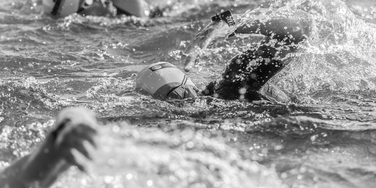 triathlon swimming tips open water