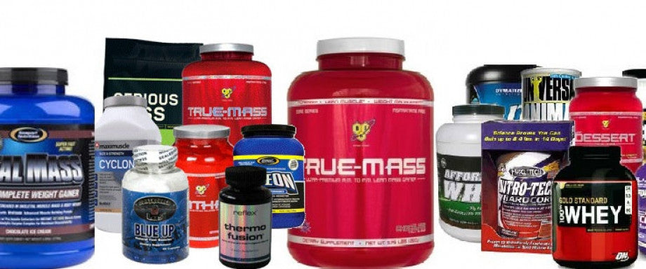 Training Supplements Whey Protein