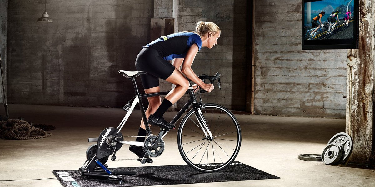 training winter turbo trainer cycling