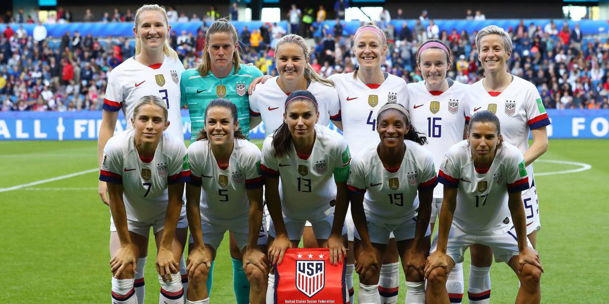 United States soccer federation women's football