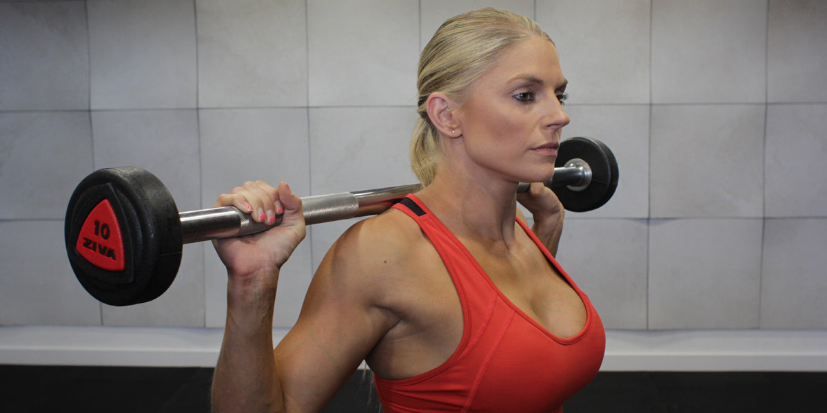 upper body arm workout for women