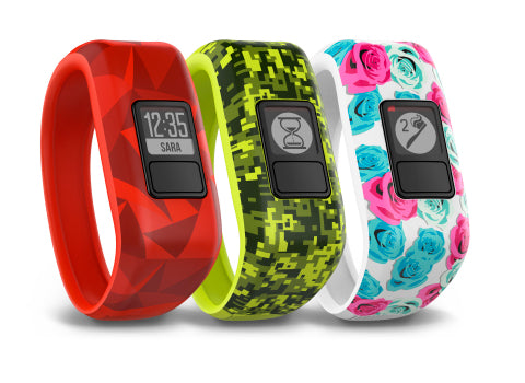 garmin vivosmart junior