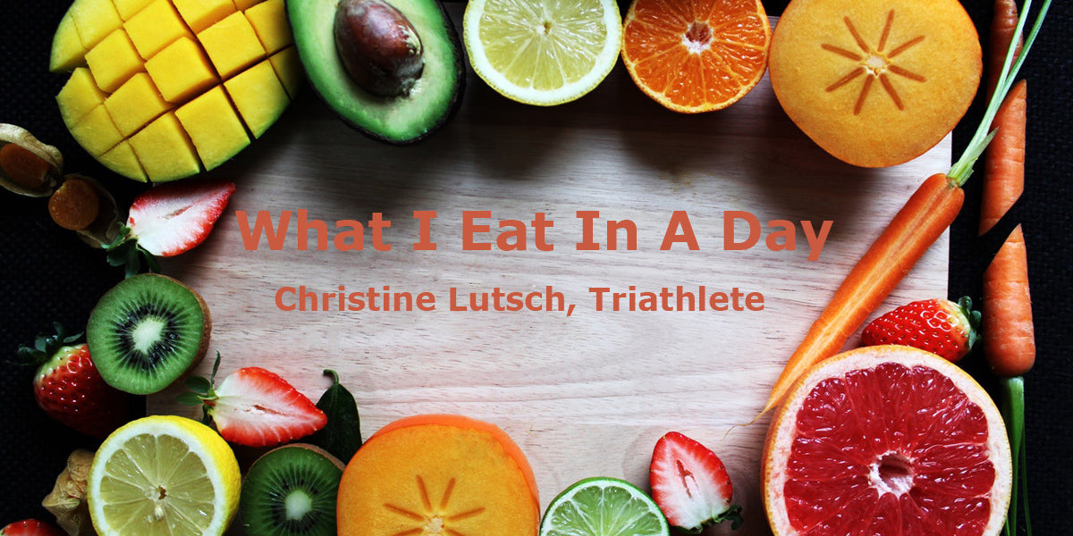what i eat in a day triathlete