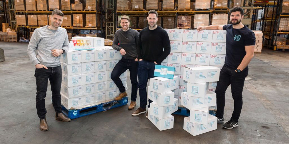 Wheybox founders interview protein brand UK Sundried