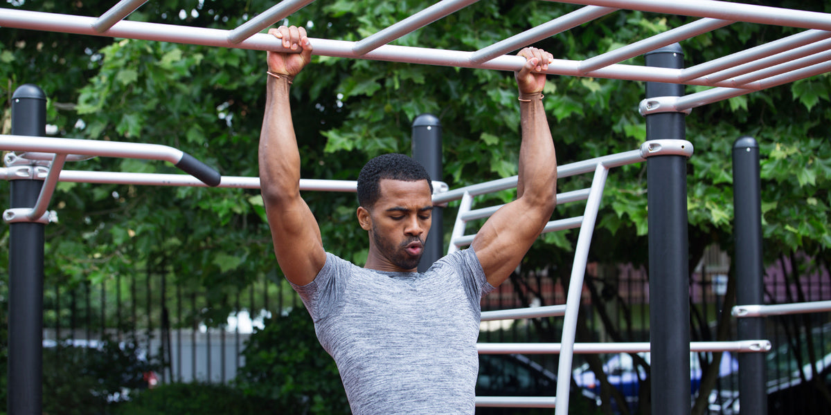 workout fitness outdoor strength training