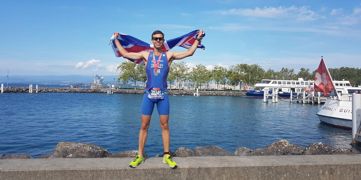 World Championships Triathlon 2019 Lausanne Switzerland