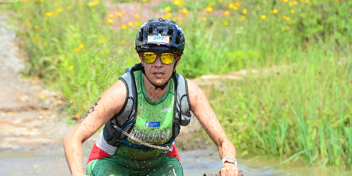 Melissa xterra triathlon triathlete cycling