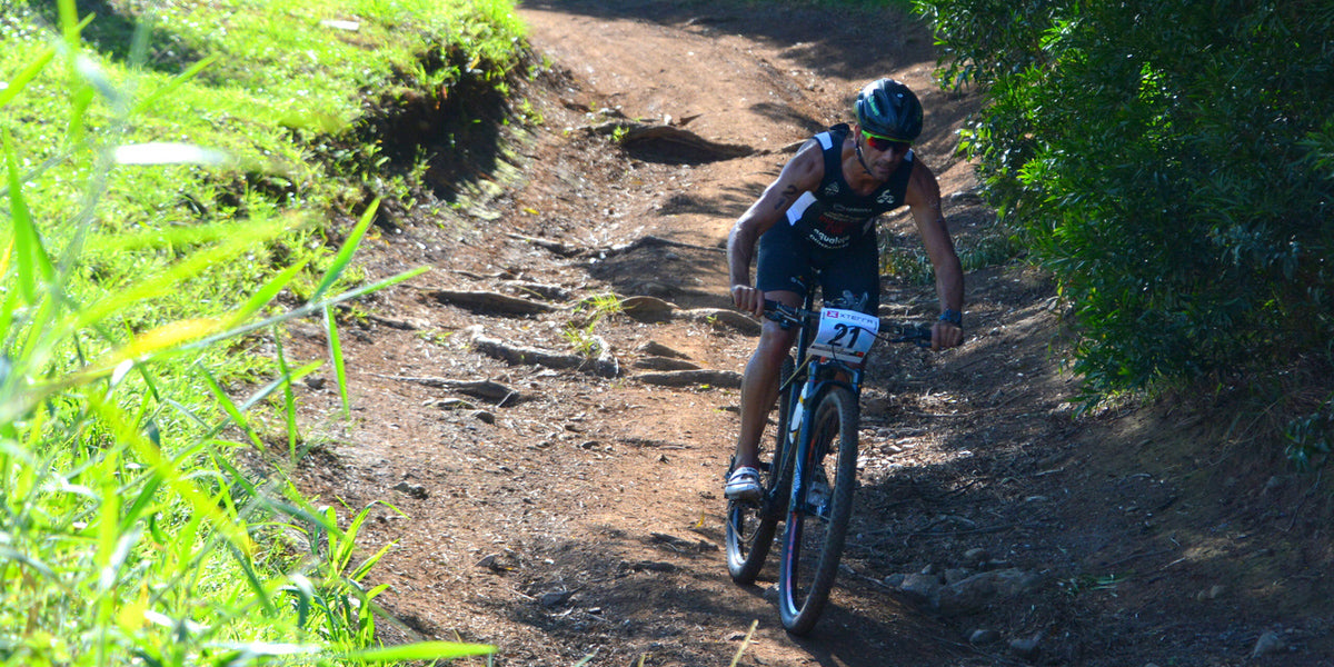 Xterra cross triathlon off road World Champnionships