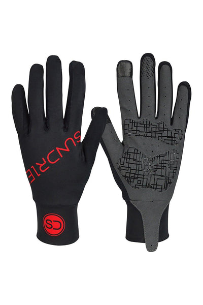 Sundried Touch Screen Cycle Gloves Gloves M Black SD0174 M Black Activewear