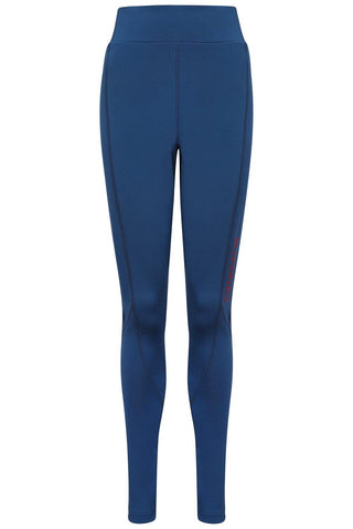 Sundried Escape Women's Leggings Leggings M Blue SD0114 M Blue Activewear