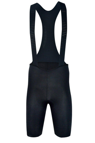 Sundried Stealth Men's Bib Shorts Cycle Bib Shorts L Black SD0297 L Black Activewear