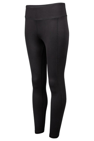 Sundried Prime Womens Sport Leggings Leggings XS Black SD0209 XS Black Activewear