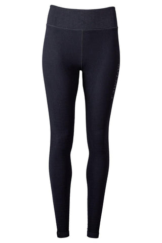 Sundried Pure Women's Seamless Leggings Leggings XL Black SD0254 XL Black Activewear
