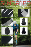 Sundried Stealth Men's Bib Shorts Bib Shorts Activewear