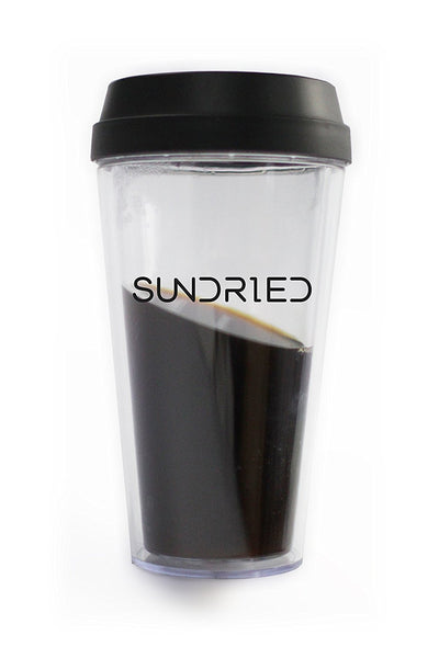 Sundried Reusable Eco Cup Accessories 420 ml SDCUP01 Activewear