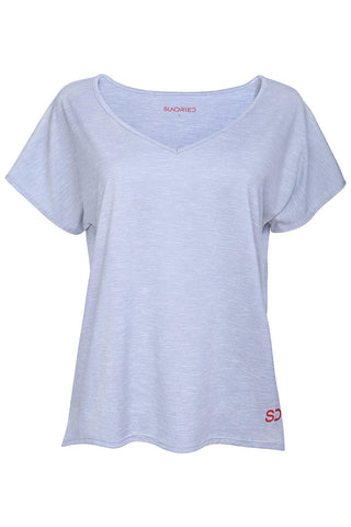 Sundried Grivola 2.0 Women's Loose Top T-Shirts Activewear
