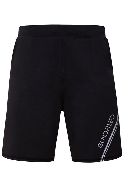 Sundried Strive Men's Workout Shorts Shorts XL Black SD0145 XL Black Activewear