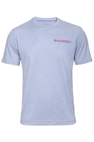 Sundried Olperer Men's T-Shirt T-Shirt S SD0025 S Grey Activewear