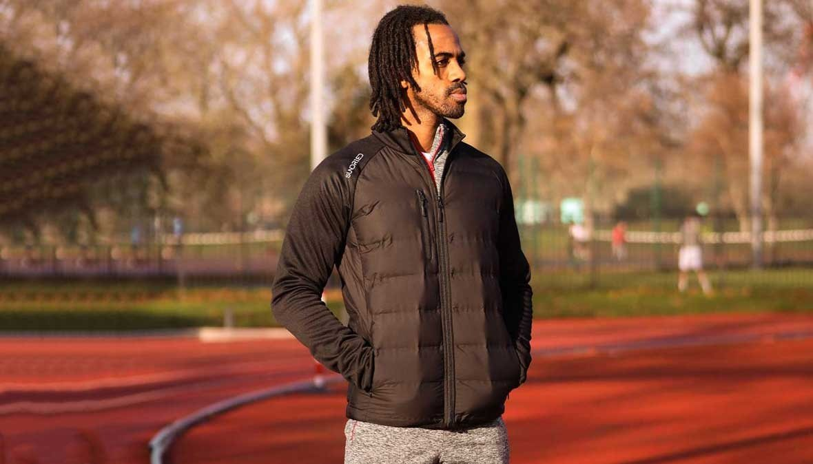 Sundried Coats for Men - Activewear to stay warm this winter