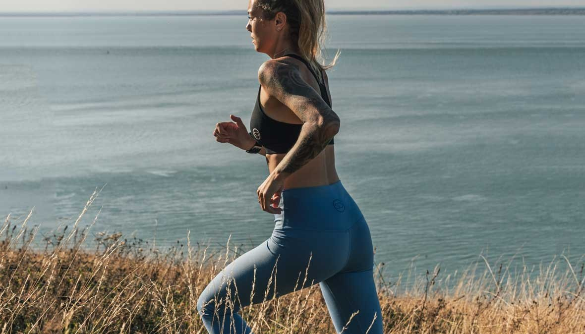 Recycled Running Apparel by Sundried