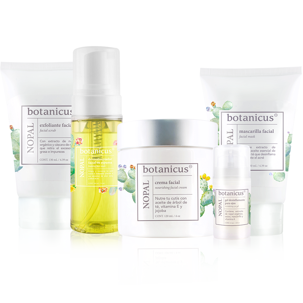 Kit - Rutina Facial Nopal