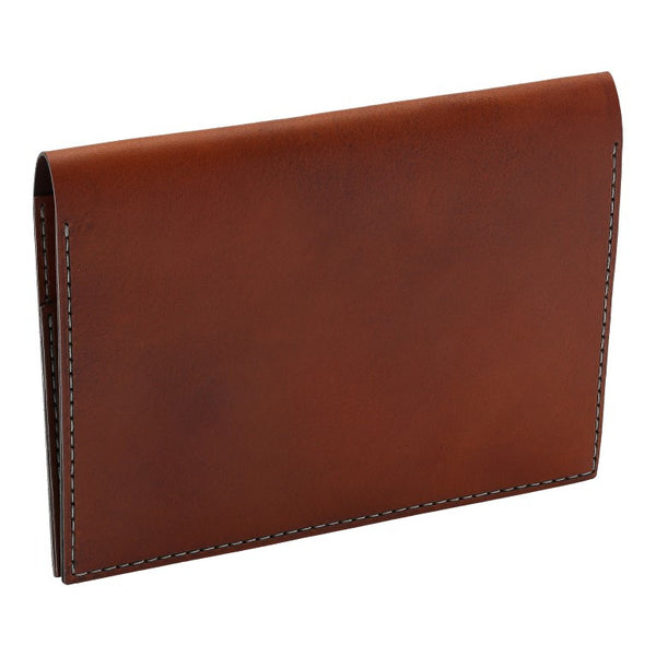 Passport Wallet, Inglese,  Wallets, leather goods, handmade, Copenhagen - Leatherprojects