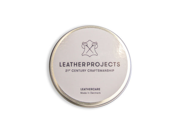Leather Care 125 ml.,  Leather Care, leather goods, handmade, Copenhagen - Leatherprojects