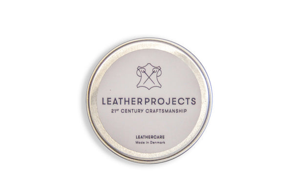Leather Care 30 ml.,  Leather Care, leather goods, handmade, Copenhagen - Leatherprojects