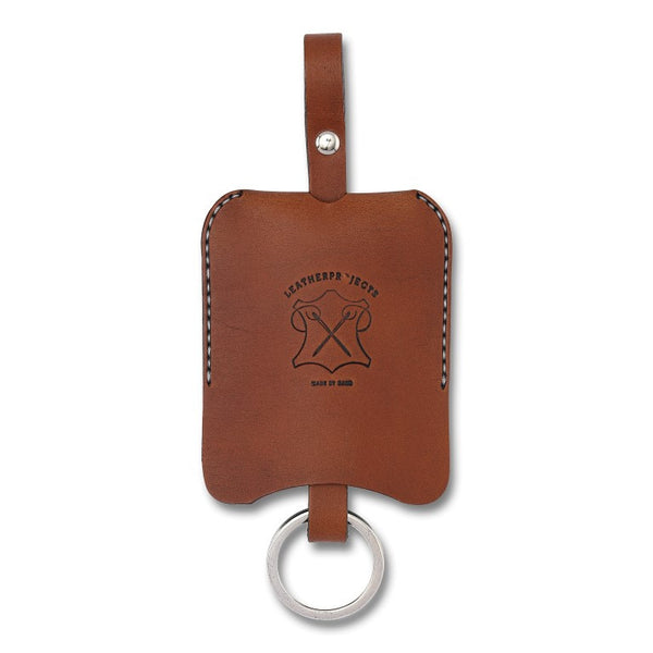 Key Cover, Inglese,  Key Cover, leather goods, handmade, Copenhagen - Leatherprojects