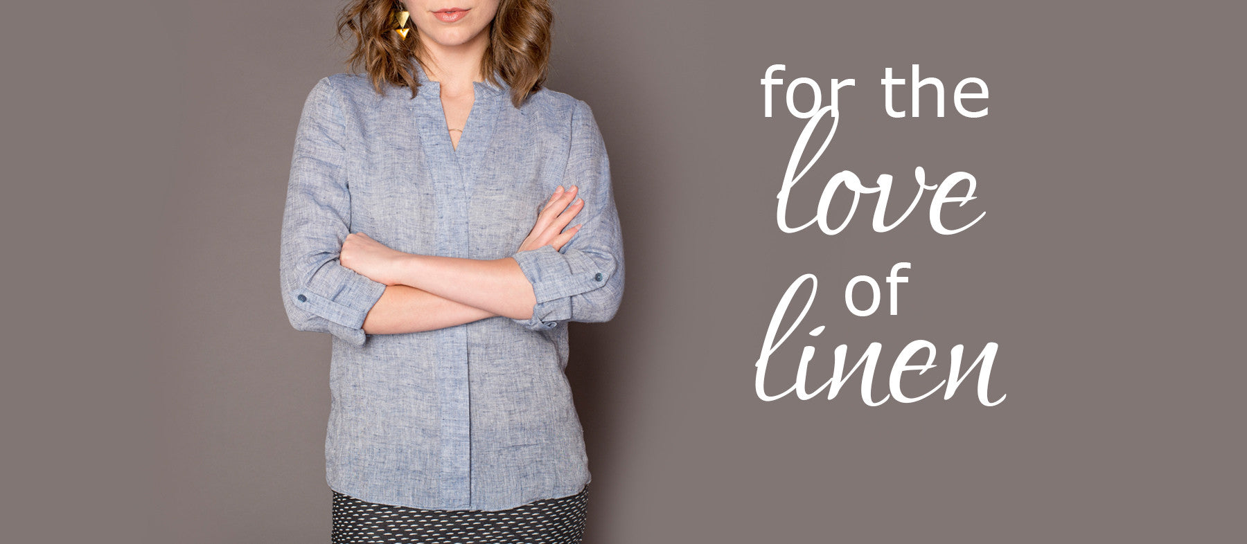 linen cothing from mink boutique