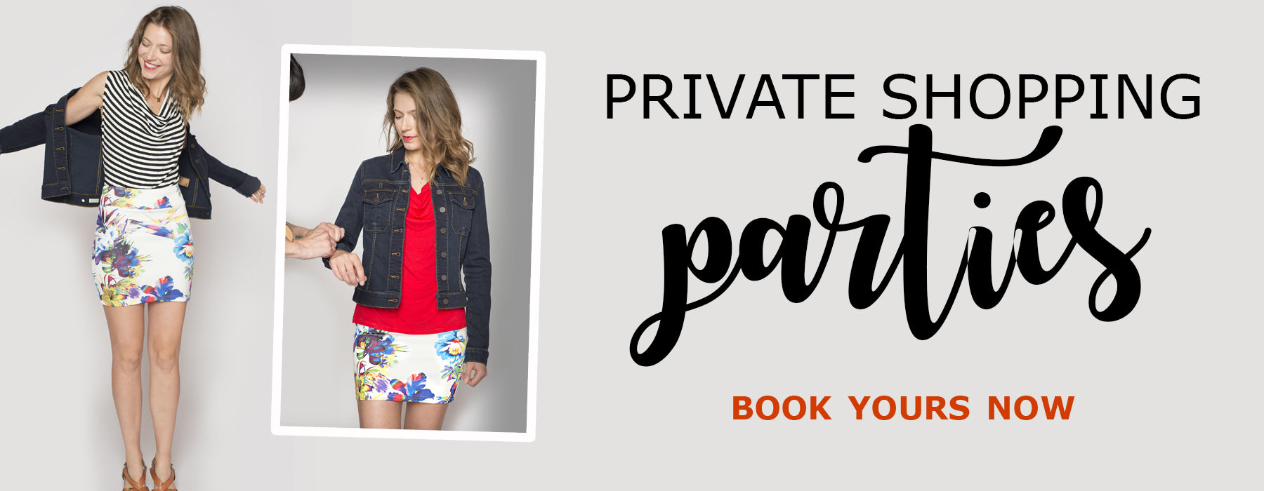 Private Shopping Parties in Portland Oregon