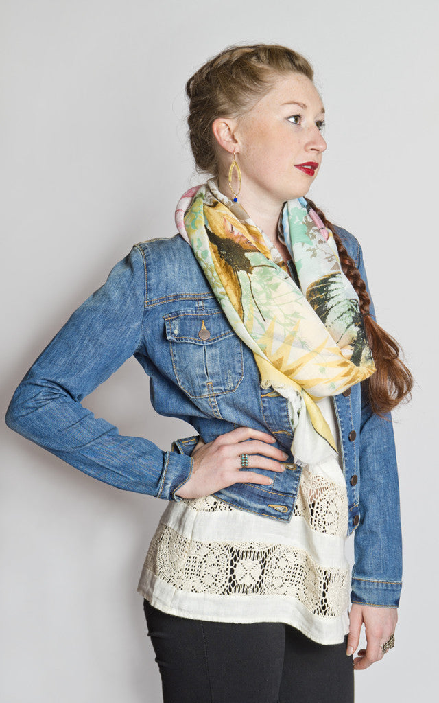 Amelia Denim Jacket in Universal