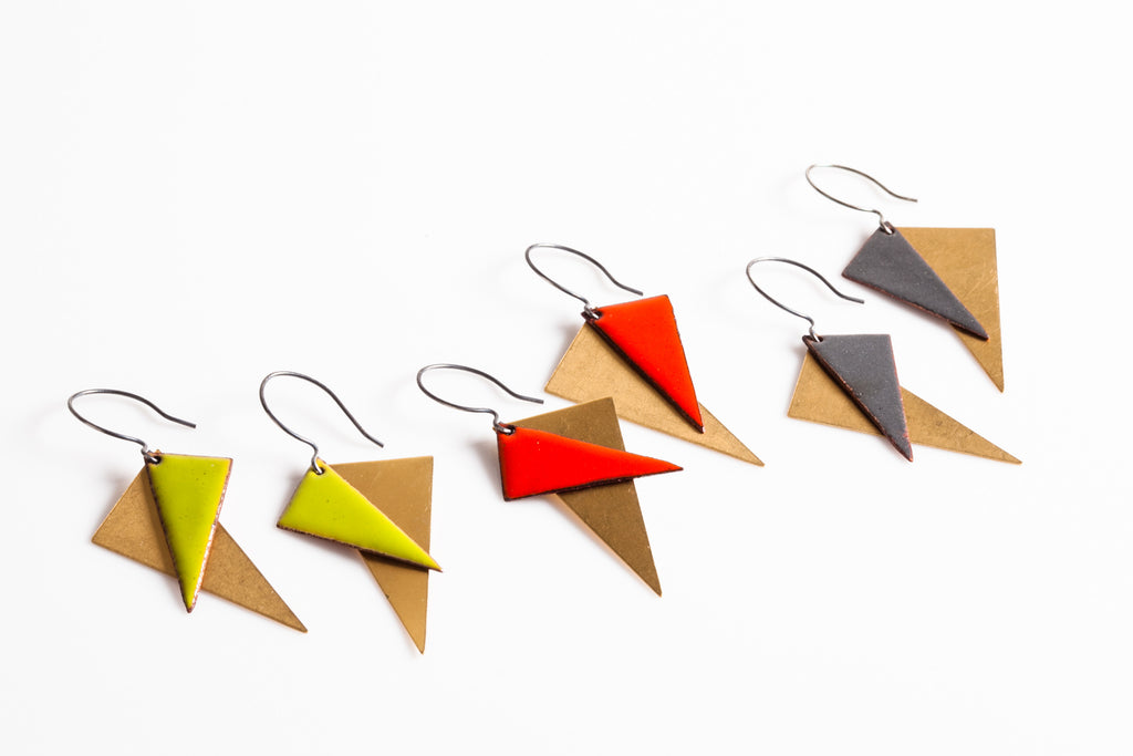 Grace Earrings in 3 Colors