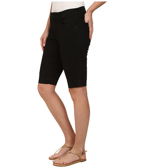 Natalie Bermuda Short in Black