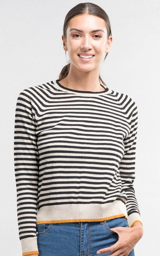 Mimi Stripe Sweater
