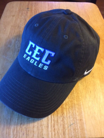 Nike CEC Eagles Gray Hat