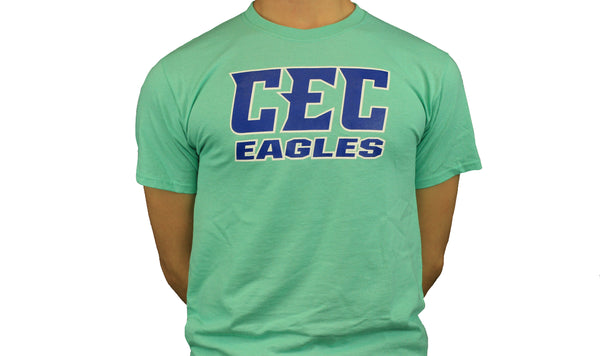 CEC Mint Green T-Shirt