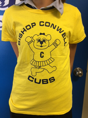 Bishop Conwell /Connie the Cub T-Shirt