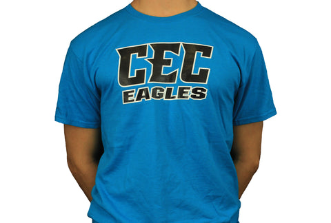 CEC California Blue T-Shirt