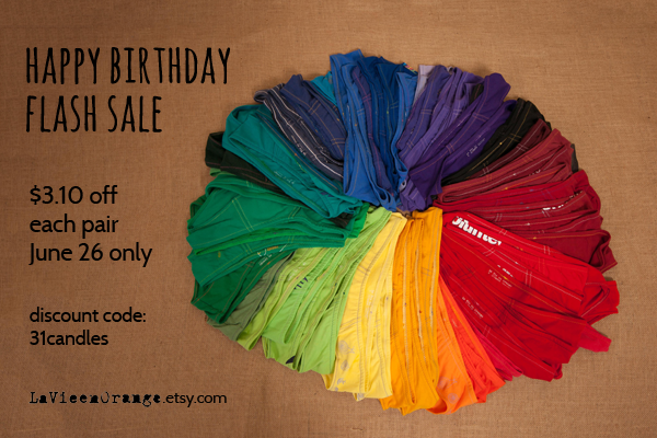 Birthday Flash Sale