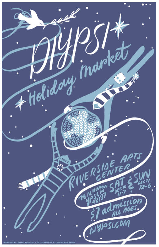 DIYpsi Holiday Market - December 10-11