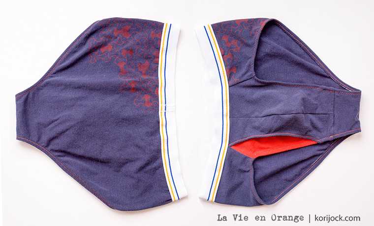 Paddywhack men's briefs by La Vie en Orange | korijock.com