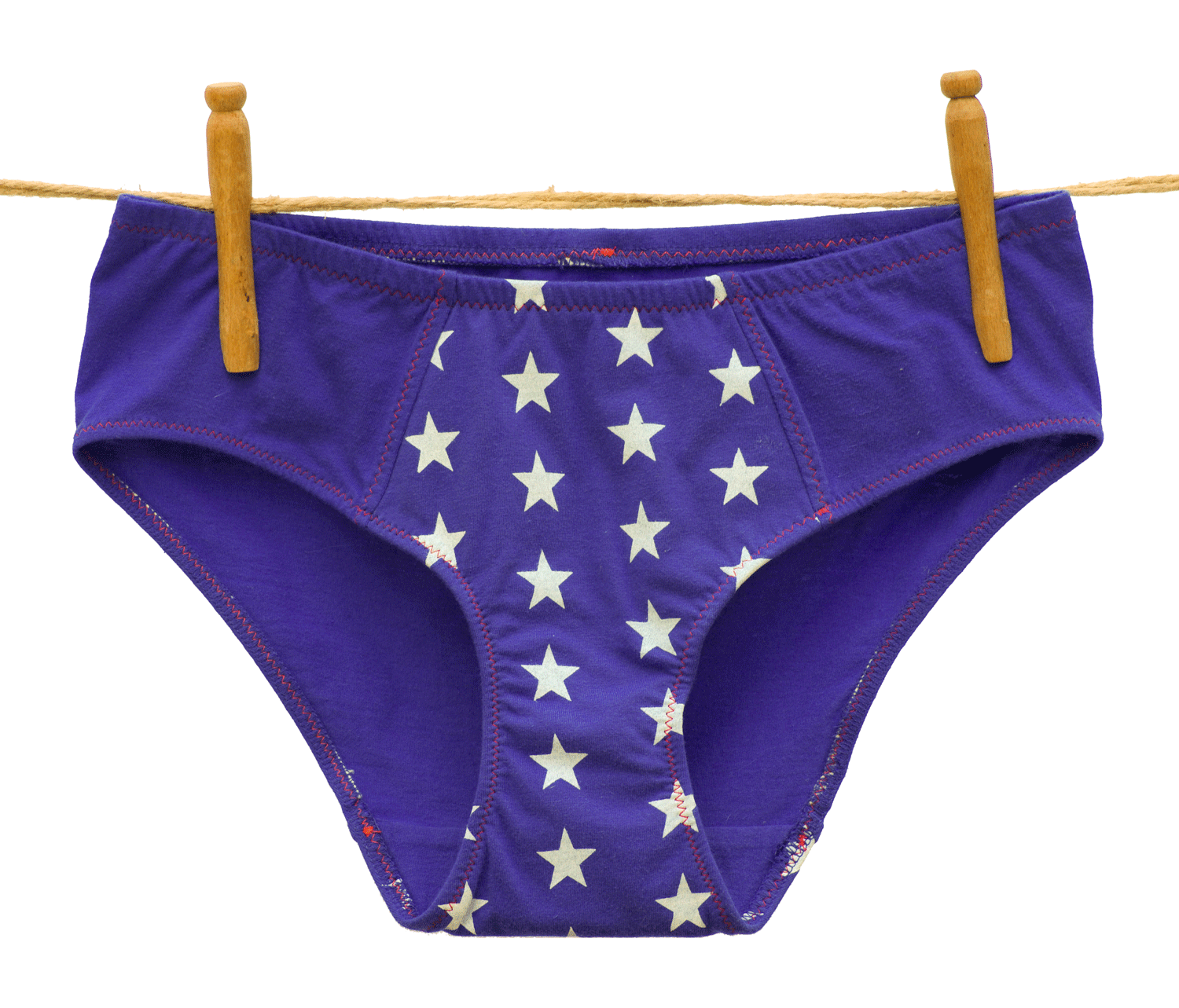 Wonder Woman Inspired Underwear - La Vie En Orange-5717