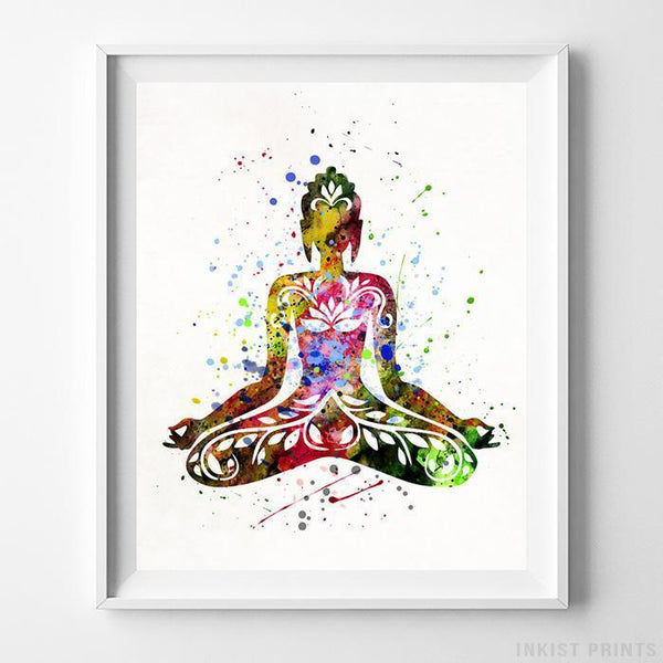 Buddha Print-Poster-Wall_Art-Home_Decor-Inkist_Prints