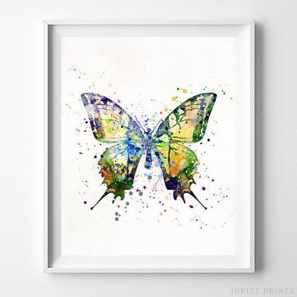 Butterfly Print-Poster-Wall_Art-Home_Decor-Inkist_Prints