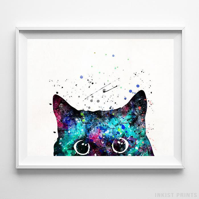 Cat Type 3 Print-Poster-Wall_Art-Home_Decor-Inkist_Prints